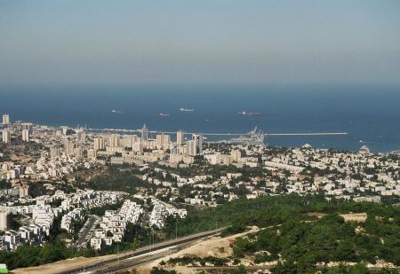 Map of Ashdod Israel online Streets neighborhoods and sights of
