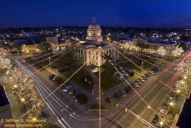 An image of Bloomington, IN