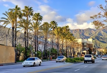 An image of Burbank, CA