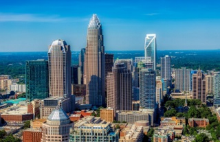 An image of Charlotte, NC