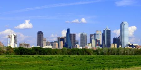 An image of Dallas, TX
