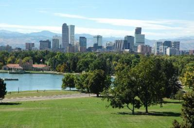 An image of Denver, CO