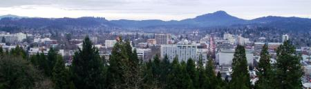 An image of Eugene, OR