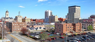 An image of Evansville, IN