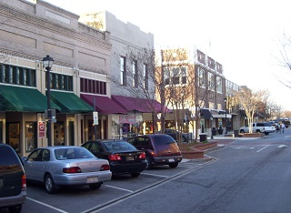 An image of Greenville, NC