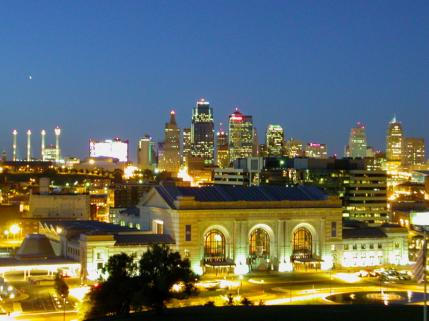 An image of Kansas City, KS