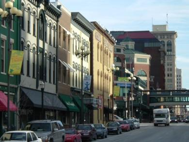 An image of Lexington, KY
