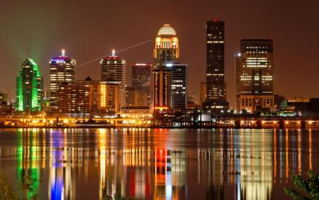 An image of Louisville, KY