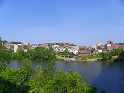 An image of Morgantown, WV