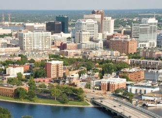 An image of Norfolk, VA