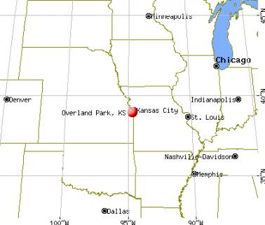 Map Of Overland Park Ks Map of Overland Park, KS. Streets, roads, directions and sights of