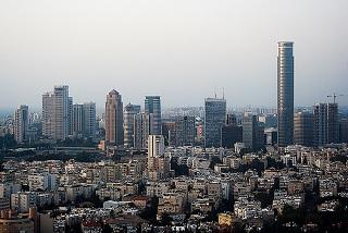 Map Of Ramat Gan Israel Online Streets Neighborhoods And - Ramat gan map