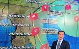 Fox News weather forecast was never so honest... and frightening