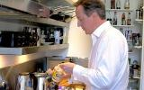 A day with PM David Cameron