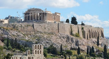 Acropolis of Athens photo