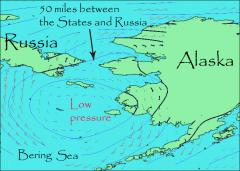 World Map Bering Strait.Where Is Bering Strait On The Map Exact Location Of Bering Strait