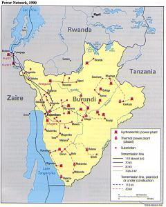 Where Is Burundi On The Map Exact Location Of Burundi And - Where is burundi