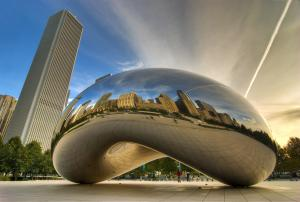 Cloud Gate photo