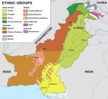 Where Is Pakistan On The Map Exact Location Of Pakistan And - Where is pakistan