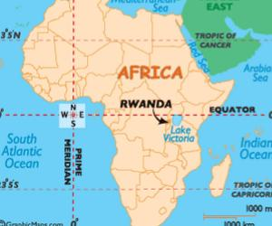 Where is rwanda on the map exact location of rwanda and coordinates image of rwanda gumiabroncs Image collections