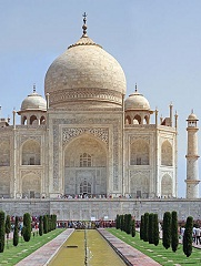 The Taj Mahal photo
