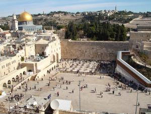 The Wailing Wall photo